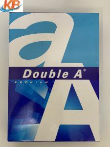 Giấy A4 Double A ĐL 80gsm