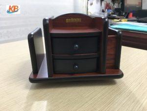 Hộp đựng bút gỗ SM – 8013