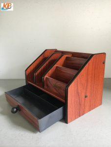 Hộp đựng bút gỗ SM-806