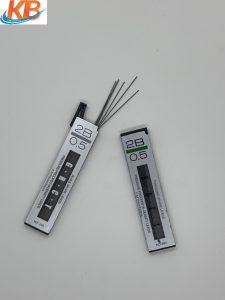 Ruột bút chì kim GRCT 2B 0.5mm