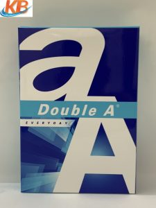Giấy A4 Double A DL 70gsm