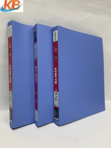 Bìa nhẫn ORing 2.5cm Flexoffice FO-ORB01