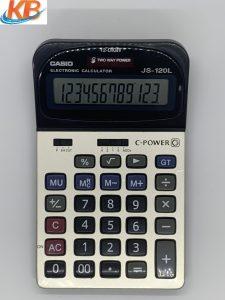 Máy tính Casio JS – 120L