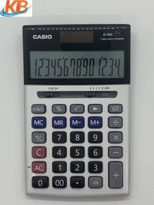 Máy tính Casio JS – 40 V